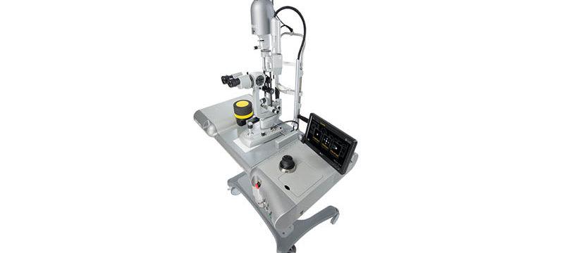 laser mikropulsowy w jaskrze