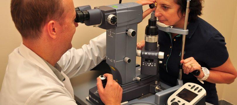 laserowe leczenie jaskry