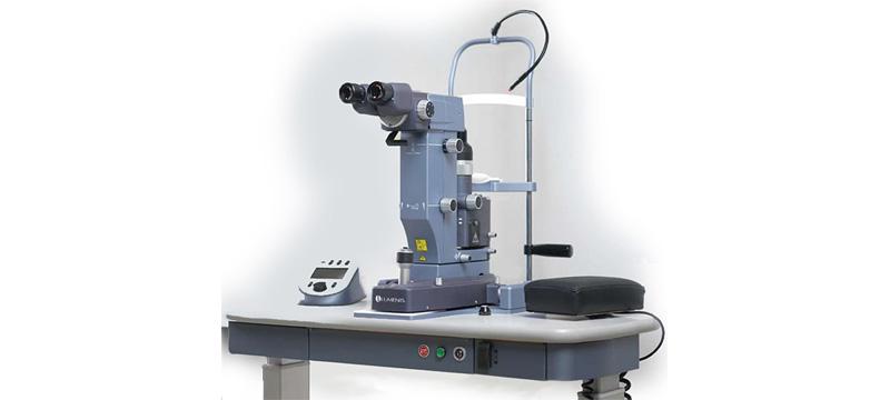 nadsinienie w oku laser