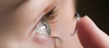 woeloogniskowe soczewki kontaktowe